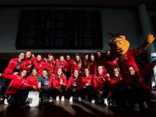 Les Red Panthers à 120 minutes de leur rêve olympique