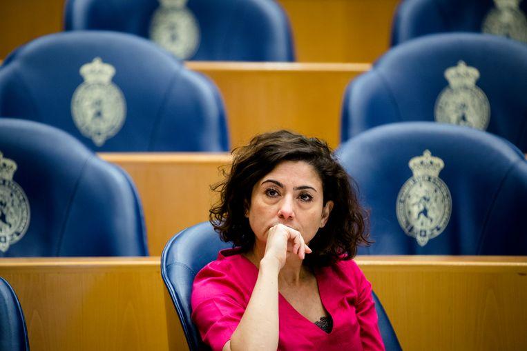 Sadet Karabulut, woordvoerder buitenlandse zaken voor de SP Beeld anp