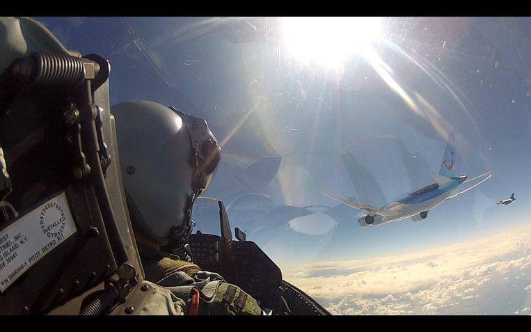 null Beeld  F-16 DEMO TEAM RNLAF