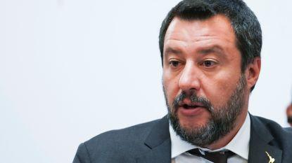 """Italië weigert opnieuw schip met migranten, Ngo noemt Salvini """"onmenselijk"""""""