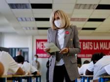 """""""Être prof"""", la lettre hommage de Brigitte Macron au professeur décapité"""