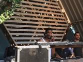 Rico zorgt voor een Jamaicaanse Vaderdag in Hilvarenbeek