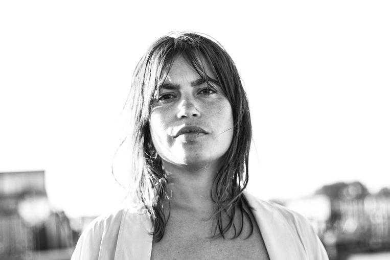 Nadine Ridder, creatief strateeg, opiniemaker en oprichter van het platform weareallactivists.com. Beeld