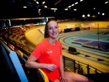 Apeldoornse Daniëlle Spek verrast met NK-goud op hinkstapsprong