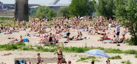 Nu al te druk op stranden, vrees voor zomer 'met heel wat beperkingen'