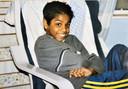 Mohameddien Salarbux, 13 jaar.
