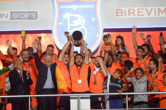 Istanboel Basaksehir werd onlangs kampioen van Turkije.
