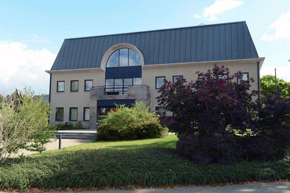 Gemeentehuis in Oud-Heverlee