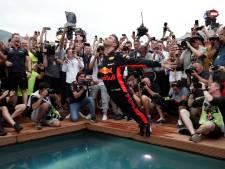 Ricciardo: Ik heb nauwelijks kunnen genieten in de auto