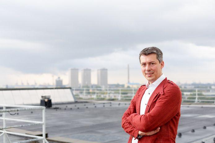 Architect Henk van Middelkoop