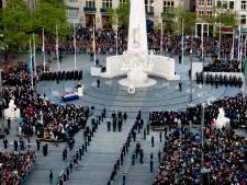 '4 en 5 mei zijn mooie dagen om eens te dromen over een wereld zonder oorlog'