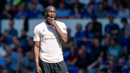 Mijlpaal in mineur, nieuw dieptepunt voor de club: Lukaku krijgt met Manchester United pak rammel bij ex-club