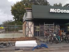McDonald's Heerde gaat even dicht vanwege forse uitbreiding