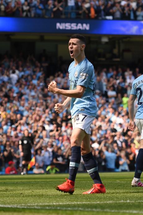 Manchester City weer aan kop na revanche op Spurs