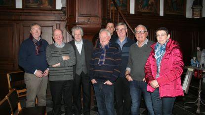Nieuwjaarsreceptie Dorpscomité als politiek statement