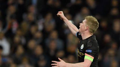 Football Talk. De Bruyne speler van de week in Champions League - Kane staat opnieuw op het trainingsveld bij Spurs