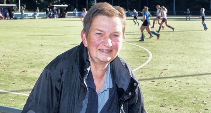 Anneke Klinkenberg: ,,International Joyce Sombroek heeft bij Lochem haar eerste lessen gehad.'