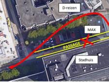 Bouw stadskantoor begint bijna: Primark-tunnel en kunst van Calon verhuizen