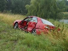 Gewonde bij ongeluk op Provinciale weg bij Heesbeen