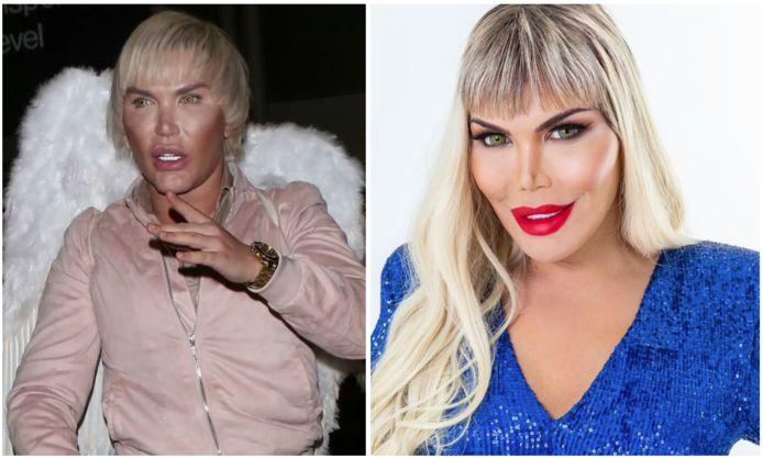 Menselijke Ken-pop wil liever Barbie worden.