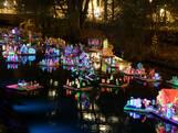 Drie minderjarige jongens aangehouden voor opnieuw vernielen objecten Glow