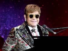 'Elton John schrapt concerten om bij bruiloft Harry en Meghan te zijn'