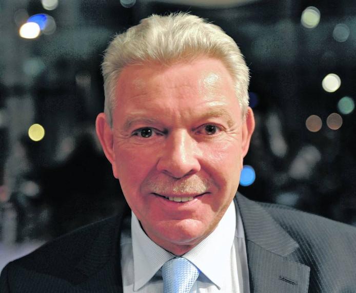 De afgetreden burgemeester van Vlissingen René Roep.