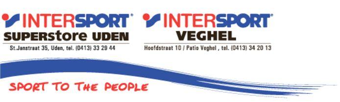 Intersport Veghel verdwijnt omdat Intersport Uden meer klanten trekt.