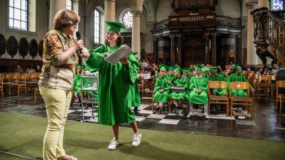 Basisschool Kraaiennest zoekt Sint-Margaretakerk op voor proclamatie