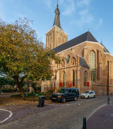 Klokken in toren Grote kerk Hasselt zwijgen door technische storing