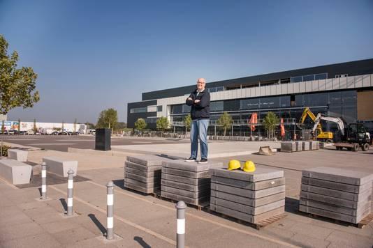 Henry Martens, initiatief van evenementengebied Breepark Breda. Foto Edwin Wiekens / Pix4Profs