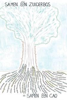 Zuiderbos Vught vraagt aandacht voor Onderwijs Ondersteunend Personeel