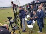 NK Droneracen: 'Het voelt alsof je echt vliegt'