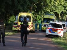 Meerdere aanhoudingen na uit de hand gelopen burenruzie in Den Bosch: buurtbewoners belaagd met ijzeren staven en een riek