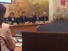 Raad Uden zwaait wethouder Thijs Vonk uit
