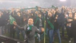 Brugse politie verspreidt videobeelden van provocerende Cerclesupporters: wie herkent deze fans?