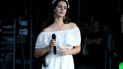 """Radiohead: """"Verhaal Lana del Rey klopt niet"""""""
