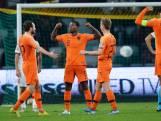 Wijnaldum brengt worstelend Oranje in Minsk stap dichter bij EK