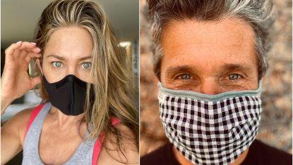 #WearADamnMask: celebrities roepen op om mondmaskers te dragen