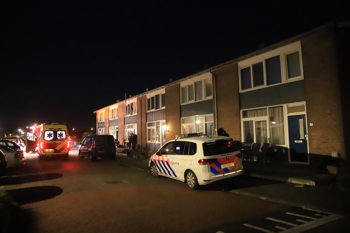 Dinsdagavond 3 november rond 22.40 uur was brand ontstaan in een woning aan de Prinses Wilhelminastraat in Moordrecht.