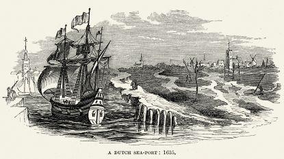 Uniek scheepswrak uit 18de eeuw wordt weggevreten op bodem Belgische Noordzee