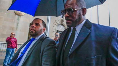 Ook derde verzoek R. Kelly voor vrijlating afgwezen