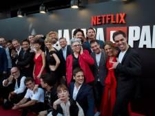 """La saison 3 de """"La Casa de Papel"""" présentée à Madrid"""