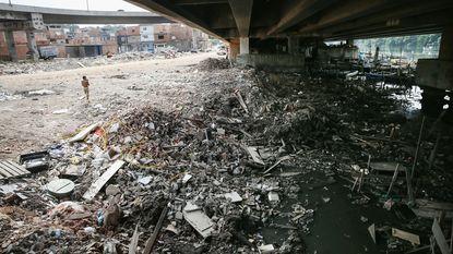 Vervuild olympisch zeilwater in Rio eist eerste slachtoffer