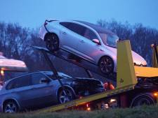 File lost op na ongeval A1 tussen Rijssen en Deventer