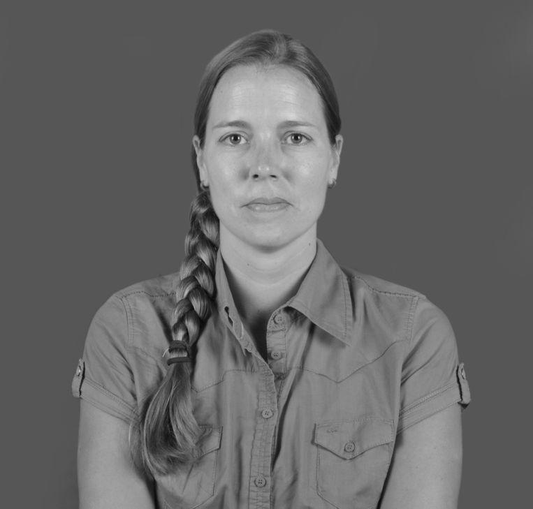 Carla Hofstee, zelfstandig verpleegkundige Beeld