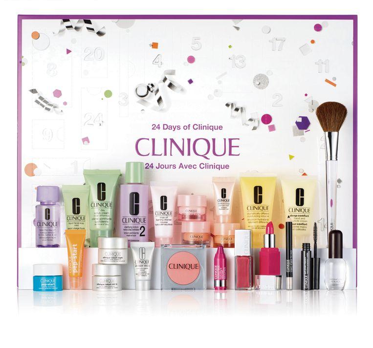 Clinique Advent Calender Limited edition € 71,35 bij Ici Paris XL