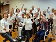 Parkinsonfcafé Tiel-Rivierenland start eigen koor