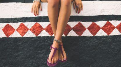 Happy feet: zo maak je je voeten helemaal zomerproof