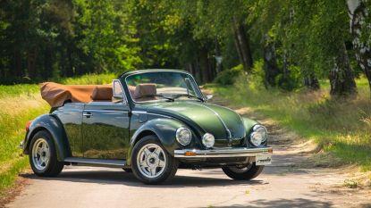 Volkswagen gaat zelf klassieke auto's leveren die op stroom rijden
